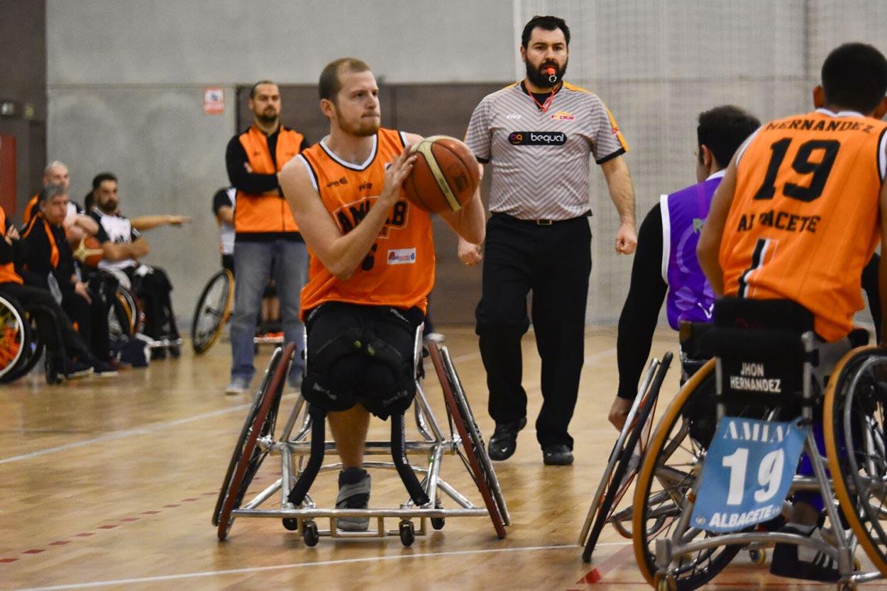 BSR Amiab Albacete - Fundación Grupo Norte