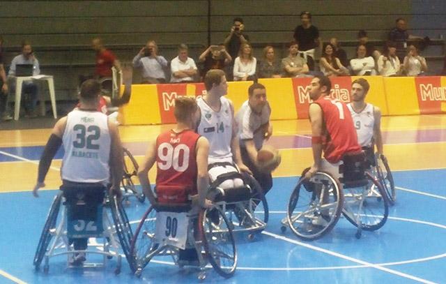 BSR Amiab Albacete - Getafe, semifinal de Liga