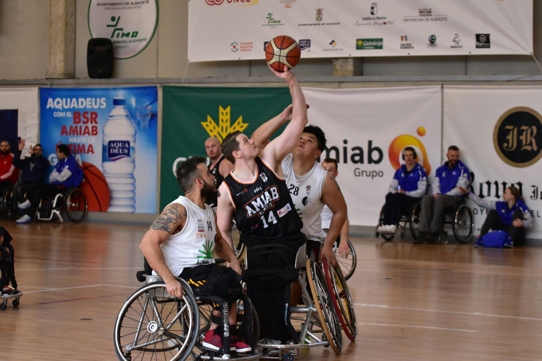 BSR Amiab Albacete - Giulianova