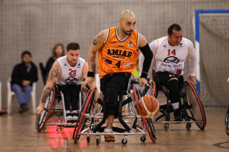 BSR Amiab Albacete - Iberconsa Amfiv