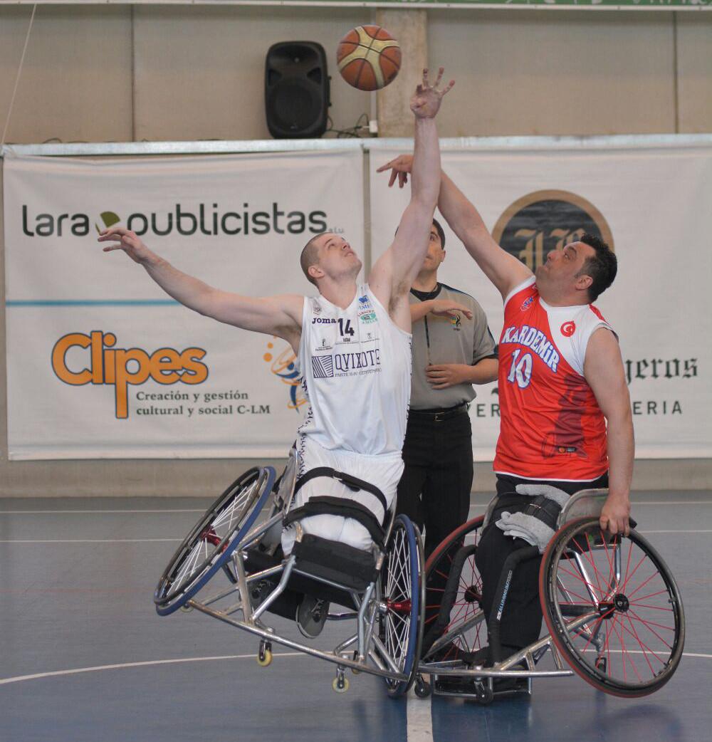 BSR Amiab Albacete - Kardemir Karabuk en Euroleague 3