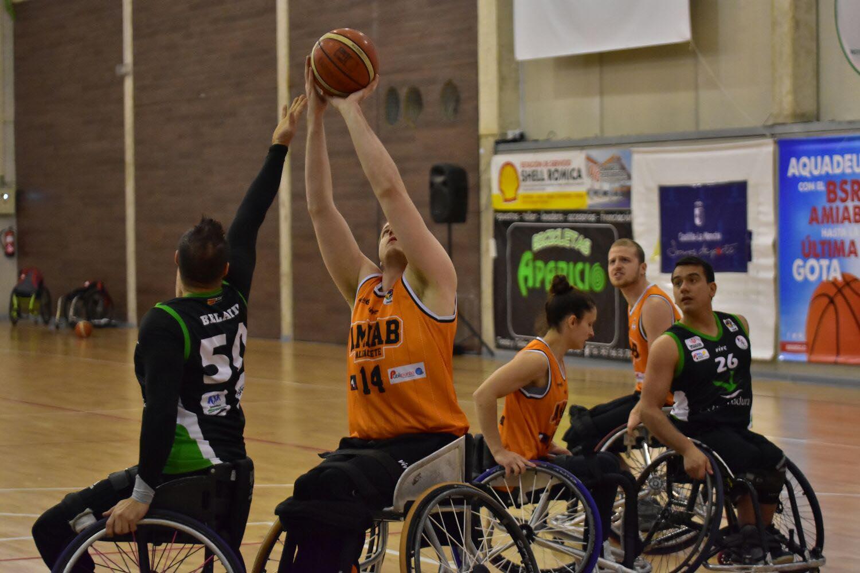 BSR Amiab Albacete - Mideba Extremadura