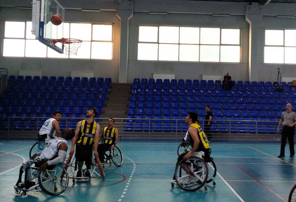 BSR Amiab Albacete - Turk Cell en la Challenge Cup