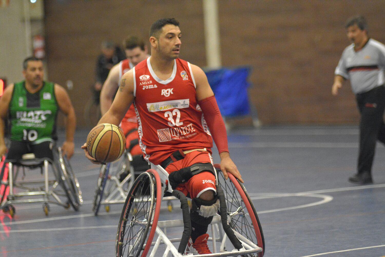 BSR Amiab Albacete contra Joventut