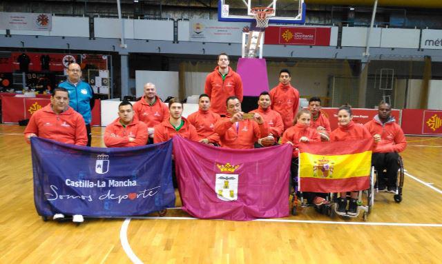 BSR Amiab Albacete en Toulouse