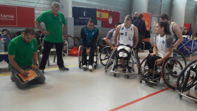 BSR Amiab Albacete en la André Vergauwen Cup