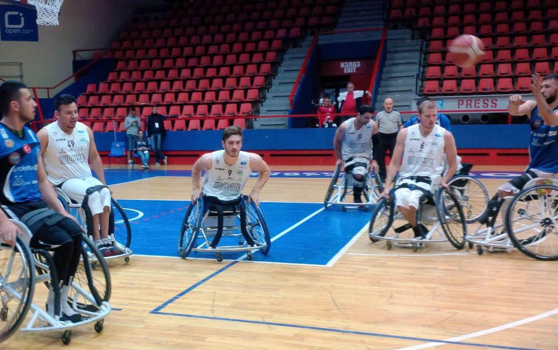 BSR Amiab Albacete en la semifinal de la Challenge Cup