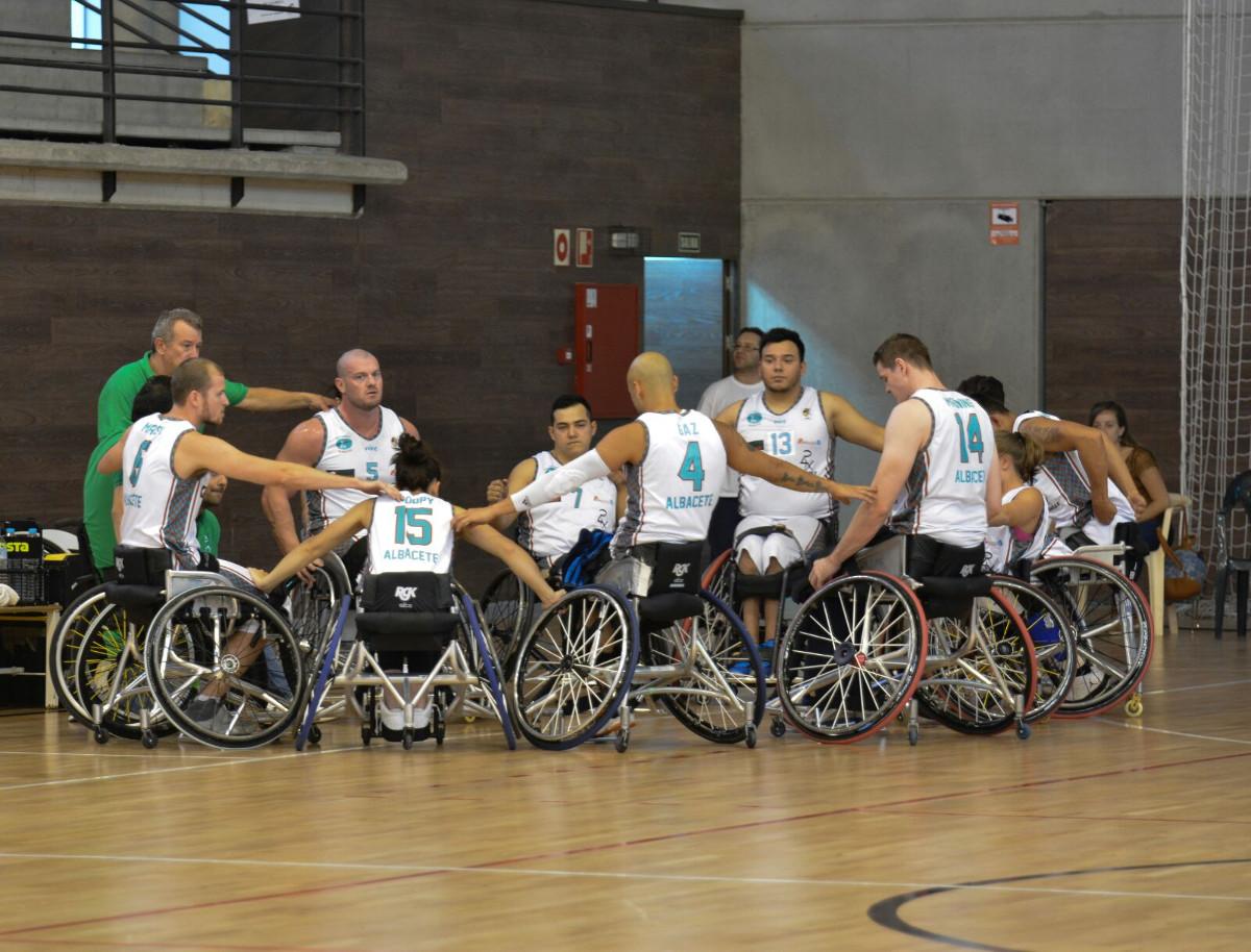 BSR Amiab Albacete temporada 2017-2018