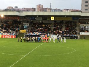 Barakaldo CF - Albacete Balompié