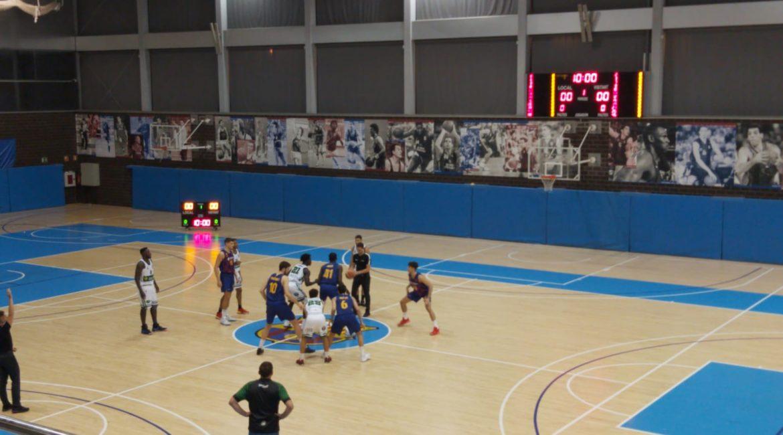 Barcelona B - Albacete Basket