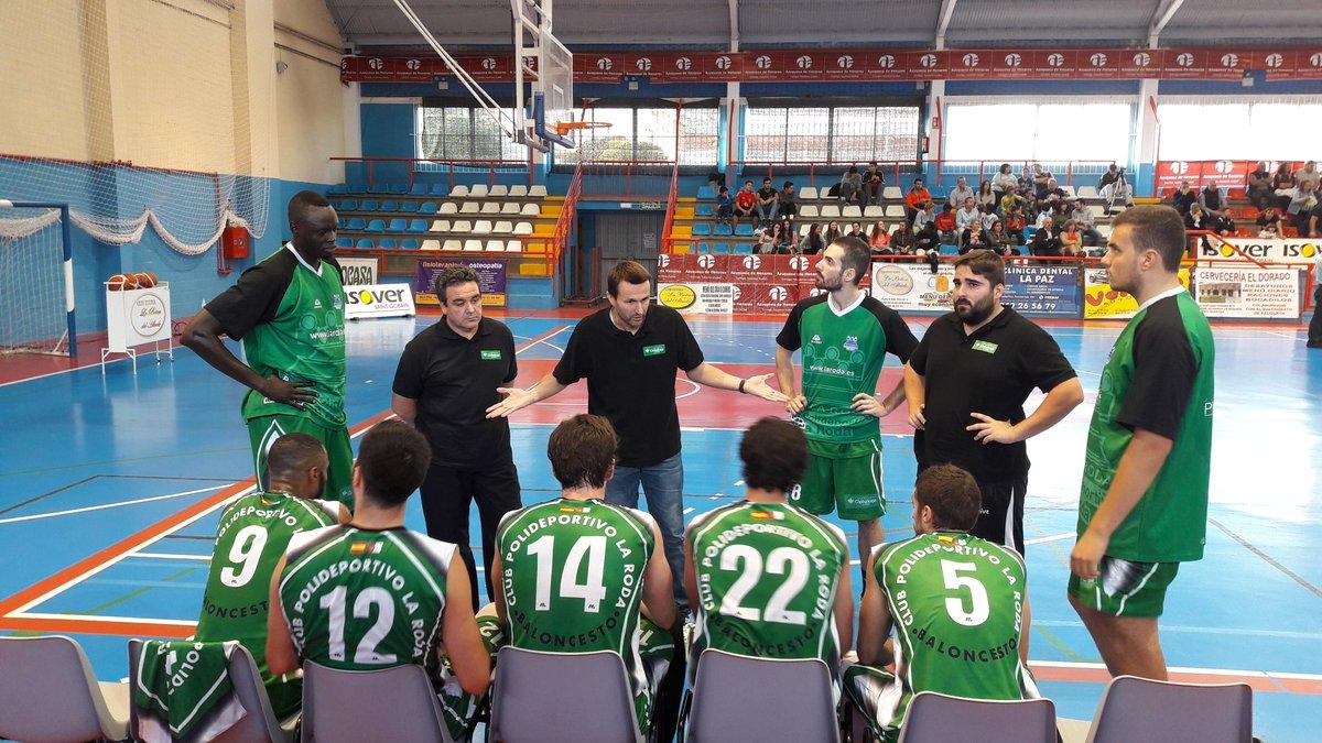 Basket Azuqueca - Fundación Globalcaja La Roda