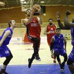 Basket Navarra - Afanion CB Almansa