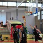 Basket Quintanar - Albacete Basket (Foto: Fito Díaz)