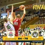 Basquet Girona - Arcos Albacete Basket