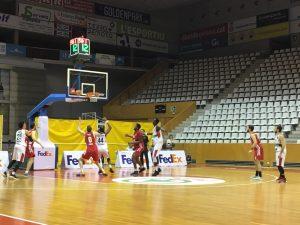 Bàsquet Girona - CB Villarrobledo