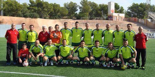 Benidorm - Albacete Veteranos