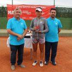 Blanca Cortijo, finalista en el Torneo Marca Jóvenes Promesas