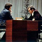 Boris Spassky vs Bobby Fischer (Foto: chess.com)