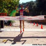 Bruno Marquez, vencedor en Ossa de Montiel (Foto: Paco Villaescusa)