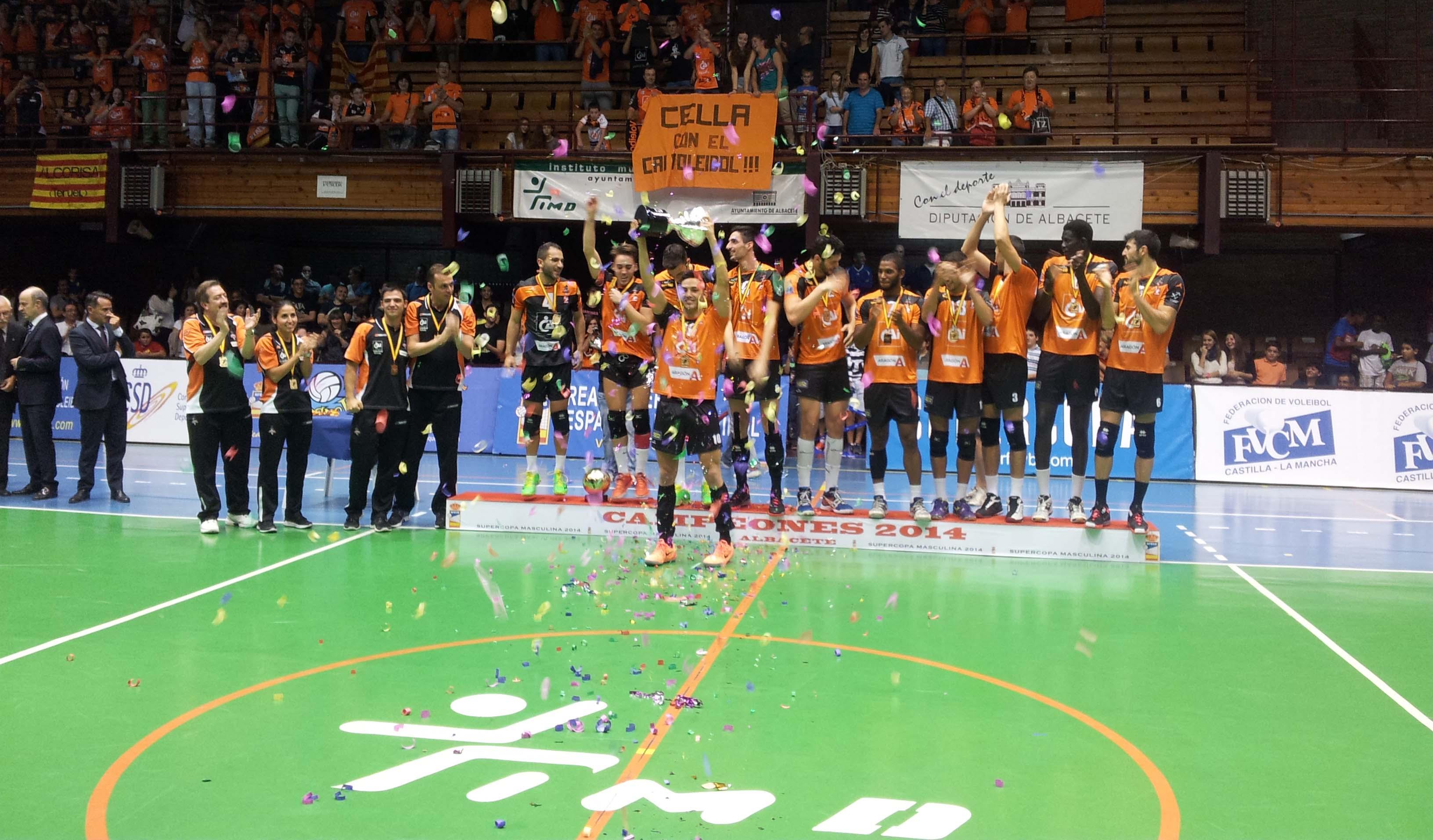 CAI Voleibol Teruel