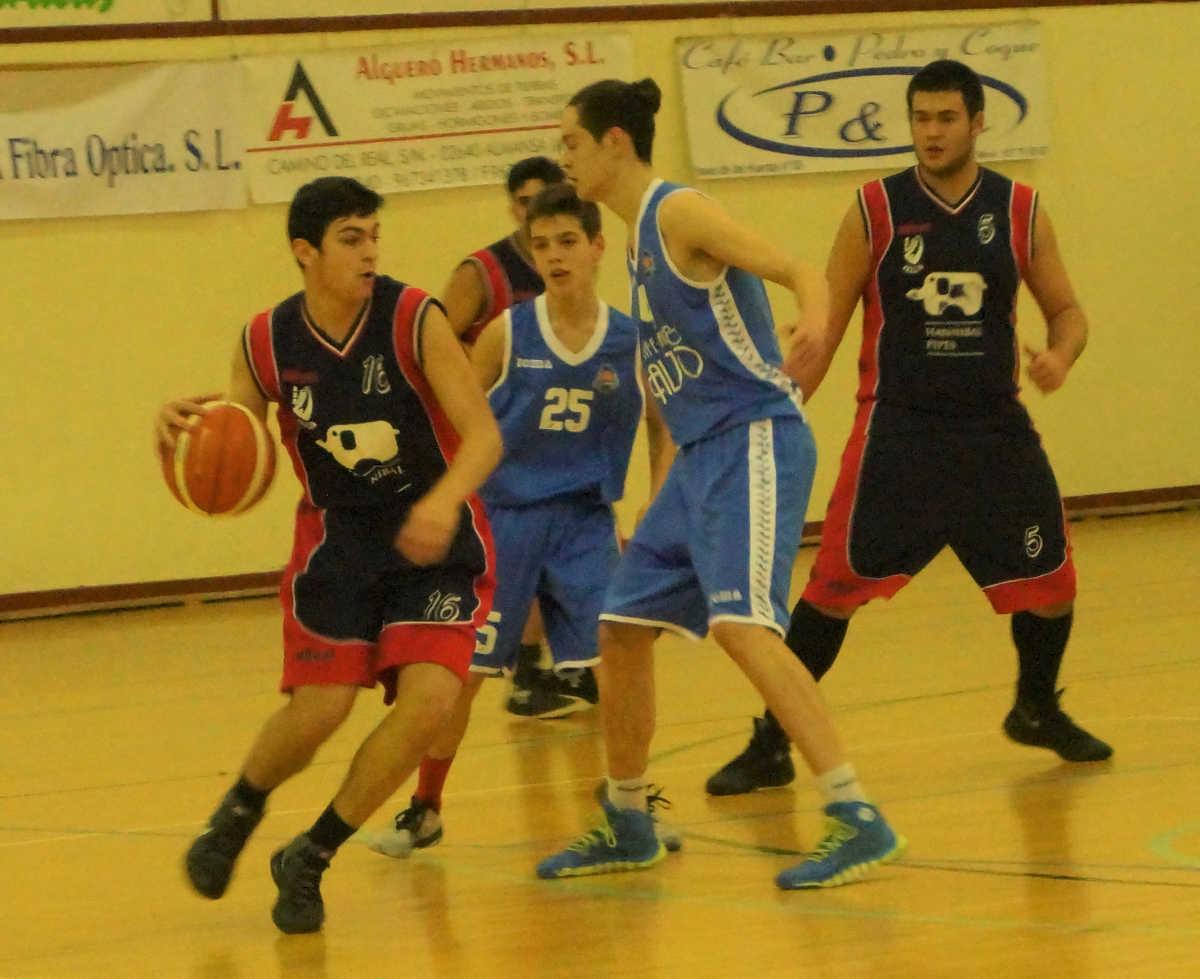 CB Almansa - ADB Hellín Junior