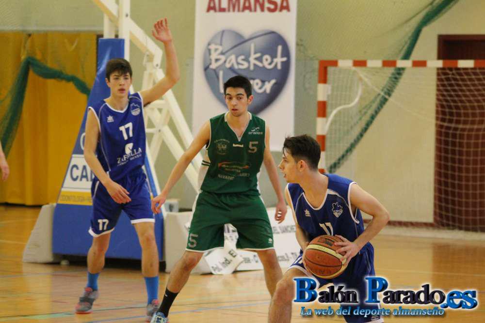 CB Almansa - Baloncesto Criptana