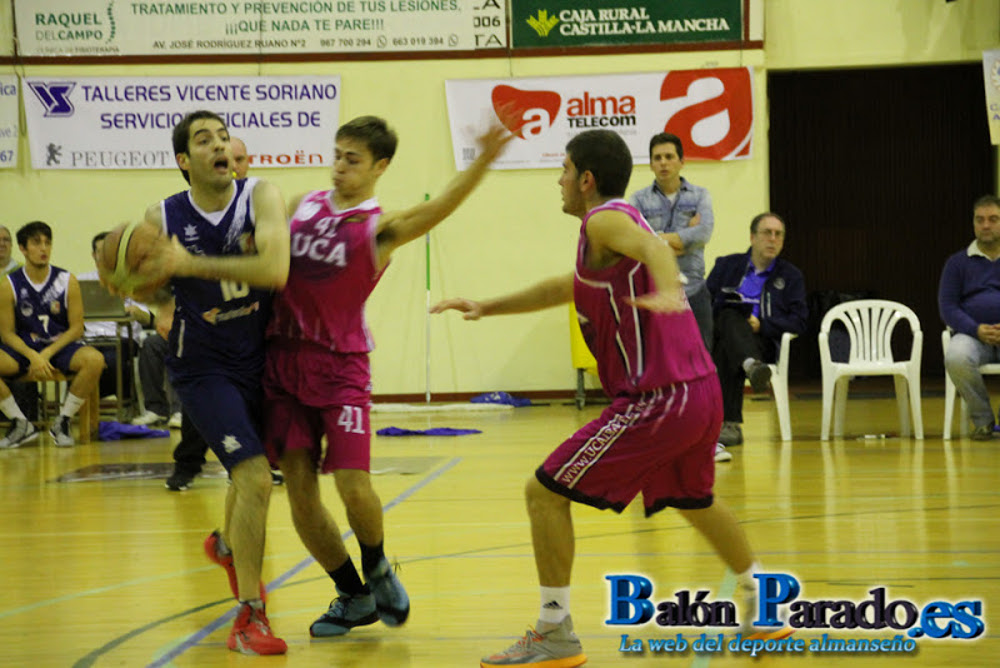 CB Almansa - CB UCA