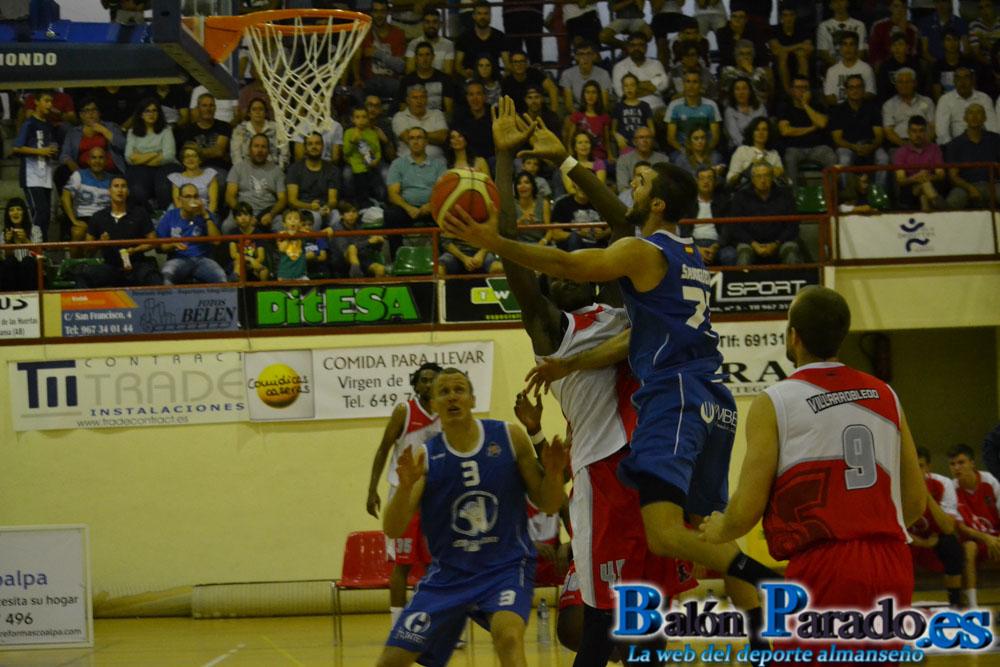 CB Almansa - CB Villarrobledo