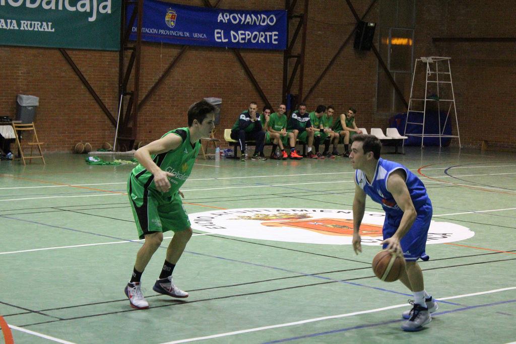 CB Cuenca - ADB Hellín