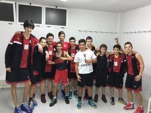 CB EBA, equipo infantil regional