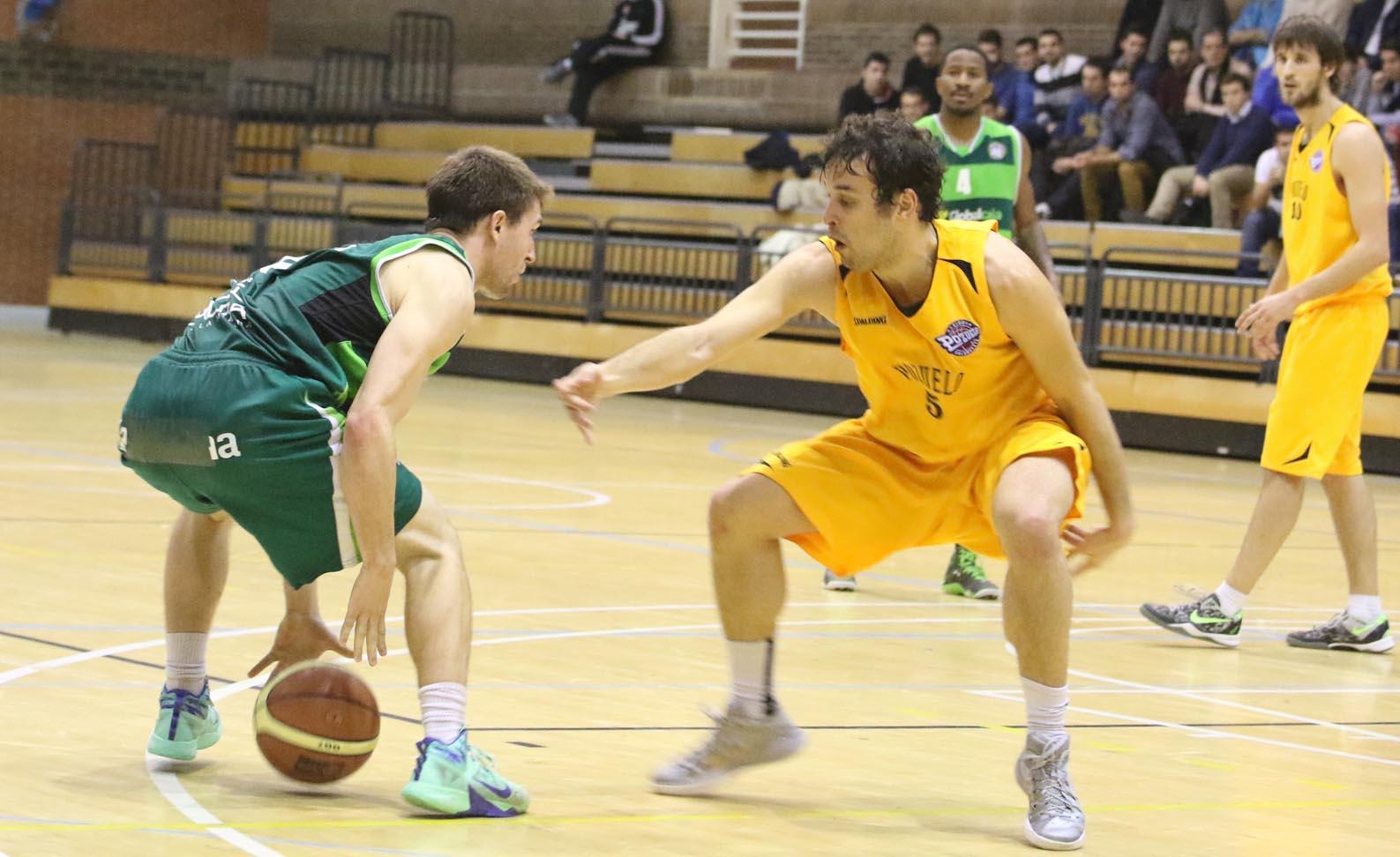 CB Pozuelo - Albacete Basket