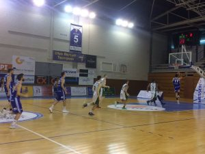 CB Tarragona - Albacete Basket