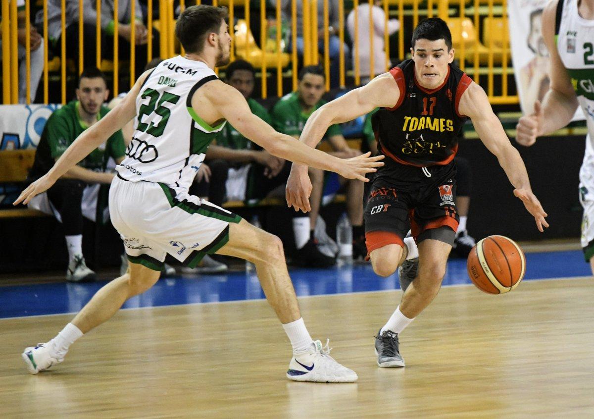 CB Tormes - Arcos Albacete Basket