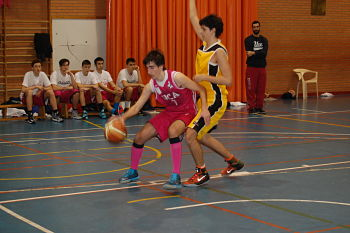 CB UCA - Basket Cervantes
