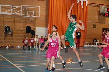 CB UCA - Basket Globalcaja Quintanar en la Liga Junior Especial