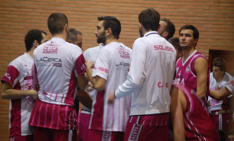 CB UCA - CB Almagro