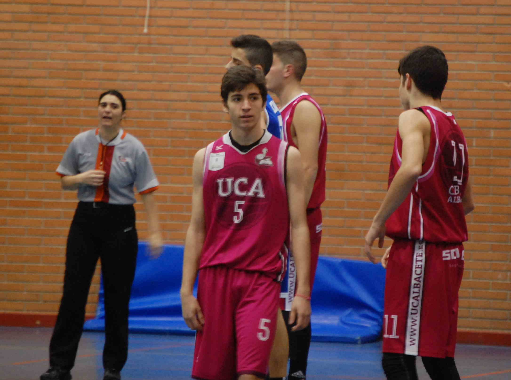 CB UCA - CB Almansa Liga Junior Masculino Especial