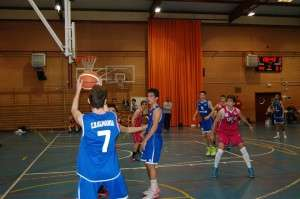 CB UCA - CB Almansa junior (Foto: CB UCA)