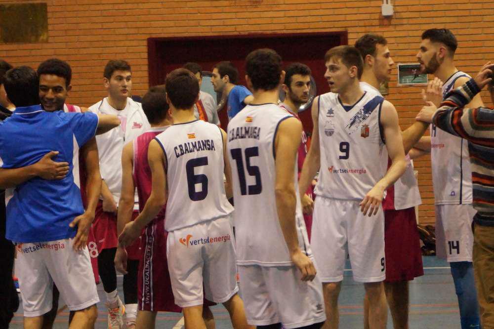 CB UCA - CB Almansa (Foto: José Manuel)