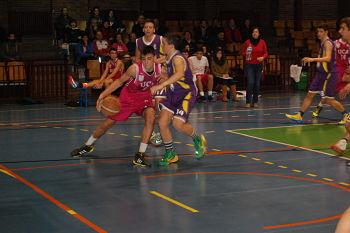 CB UCA - Guadalajara Basket