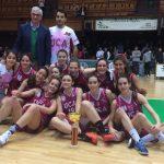 CB UCA, campeón junior femenino de Castilla-La Mancha