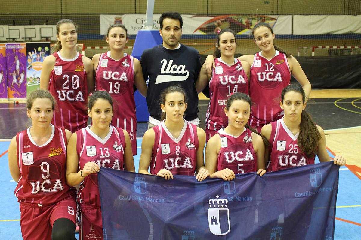 CB UCA en la Copa Universo Mujer