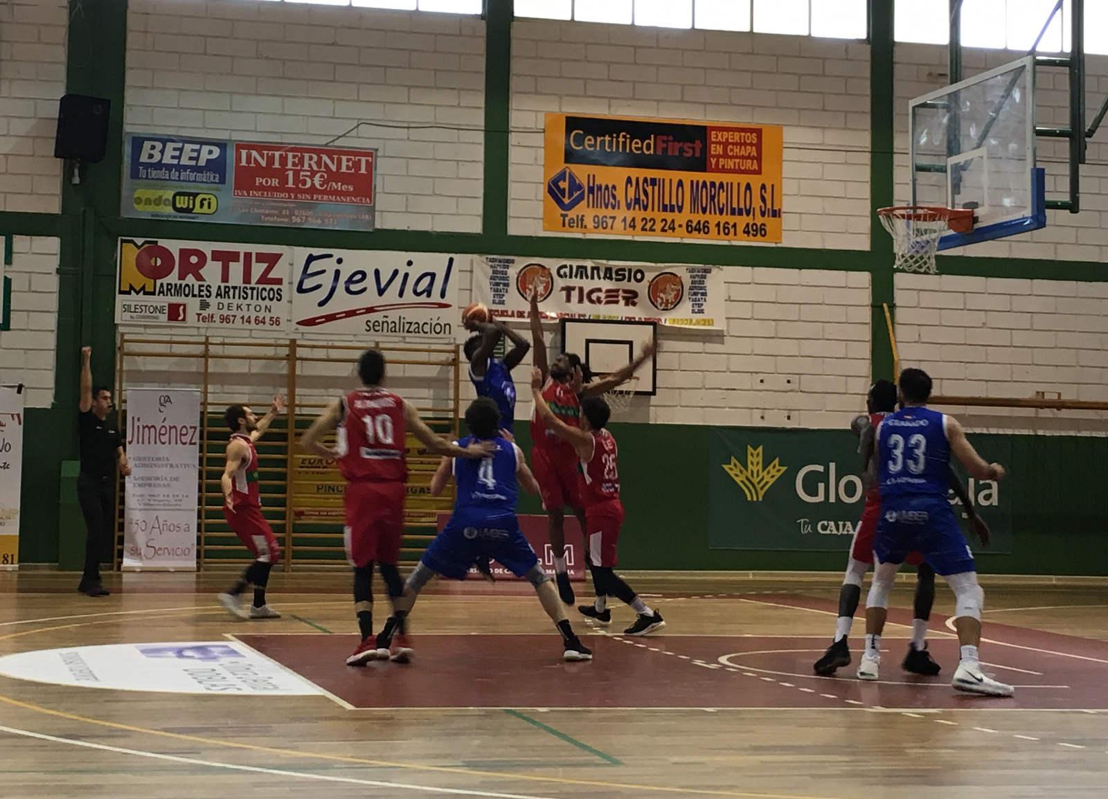 CB Villarrobledo - Afanion CB Almansa