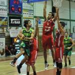 CB Villarrobledo - Albacete Basket (Foto: Fito Díaz)