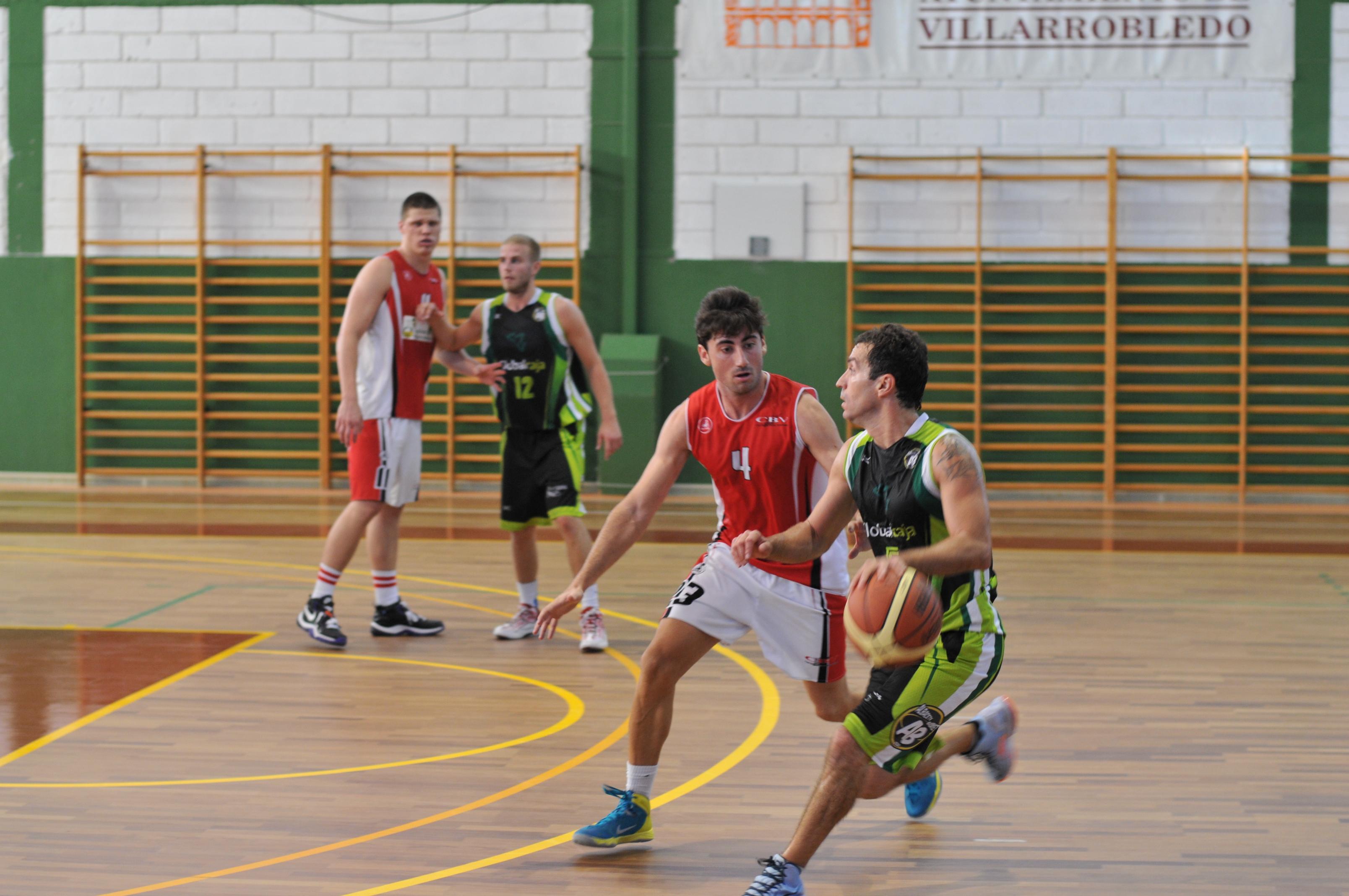 CB Villarrobledo - Albacete Basket