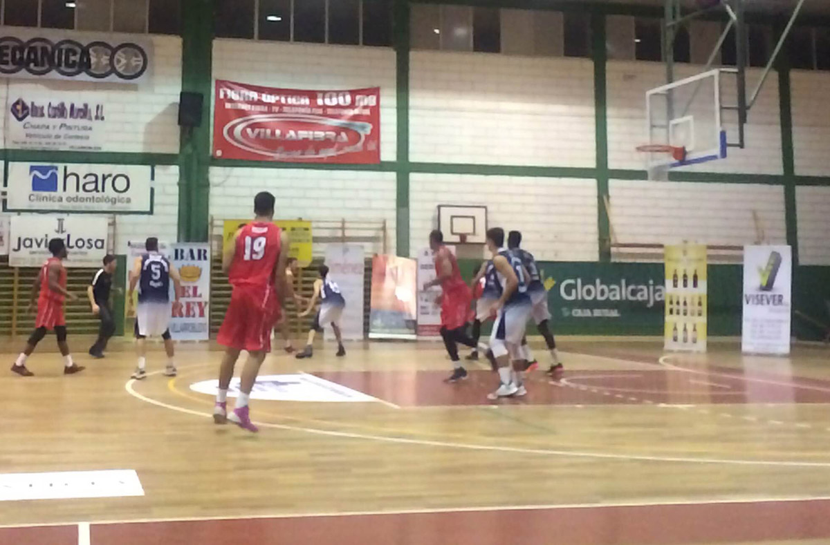 CB Villarrobledo - Eurocolegio Casvi