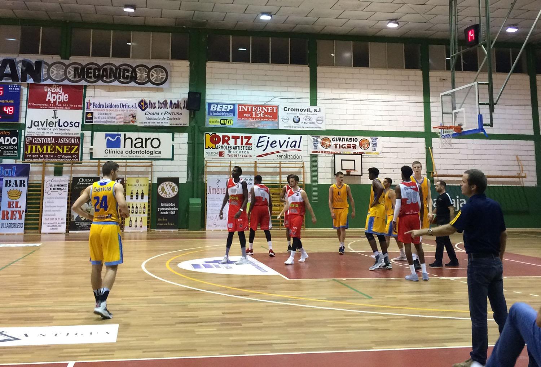CB Villarrobledo - Gran Canaria
