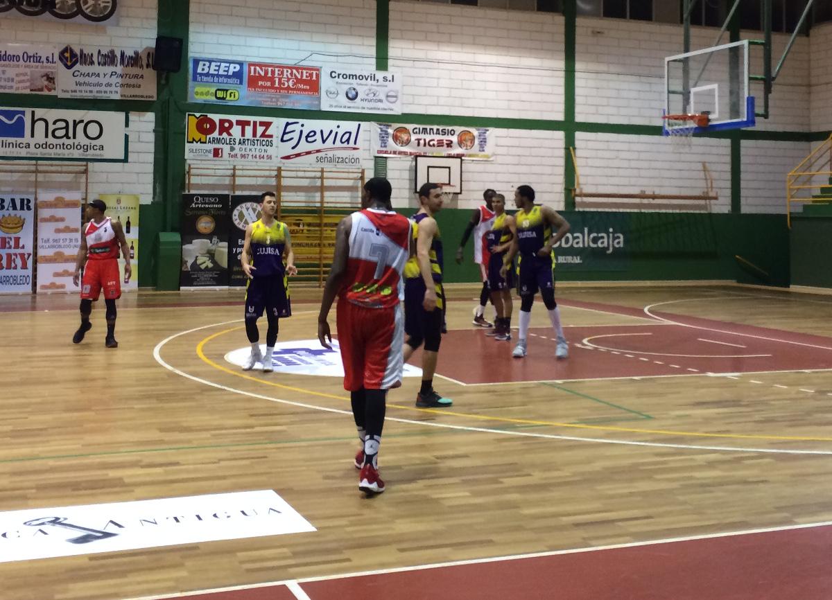 CB Villarrobledo - Lujisa Guadalajara Basket