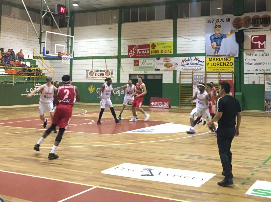 CB Villarrobledo - Real Murcia Baloncesto