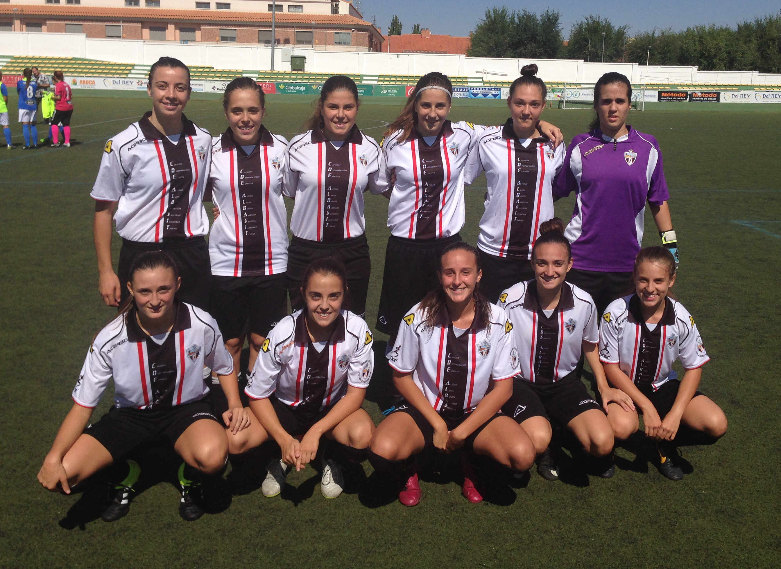 CD Al-Basit - Alhama CF
